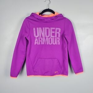 Under Armour loose storm water resistant hoodie